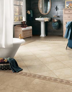 Waterproof Flooring in Saint Charles, IL